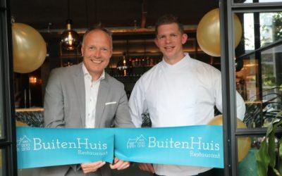 Officiële opening Restaurant BuitenHuis