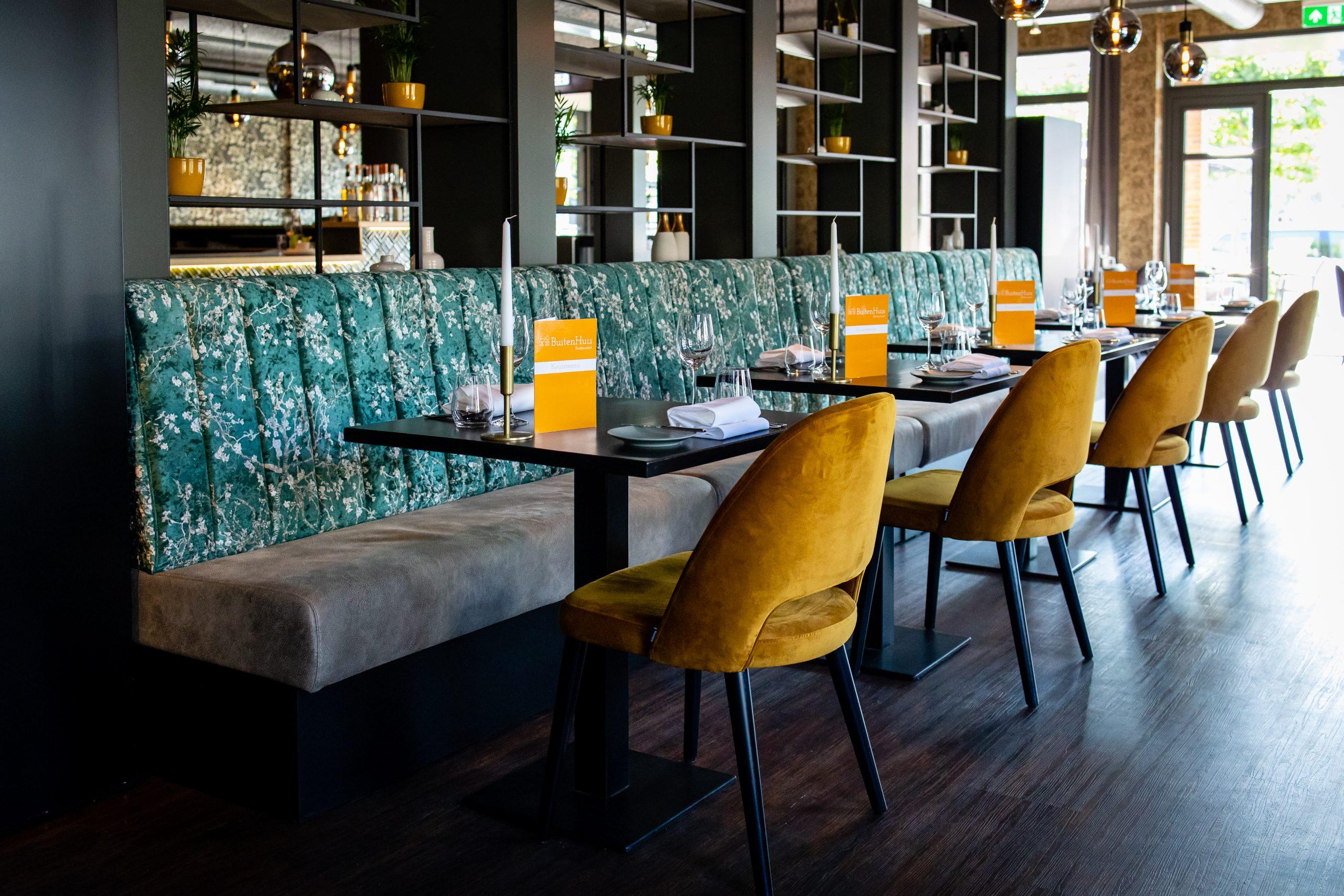 Inrichting Restaurant BuitenHuis