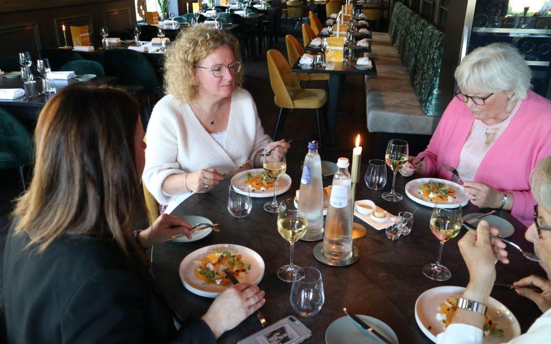 4-, 5- of 6-gangen kerstdiner op 25 en 26 december bij Restaurant BuitenHuis. Reserveer alvast een tafel voor de kerstdagen.